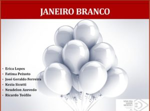 E-book Janeiro branco