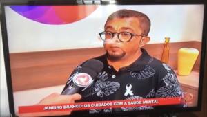 Janeiro Branco 2020 - José Geraldo Psicólogo