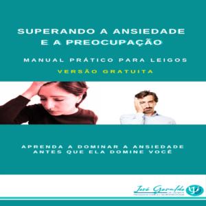 E-book Gratuito Superando a Ansiedade e a Preocupação